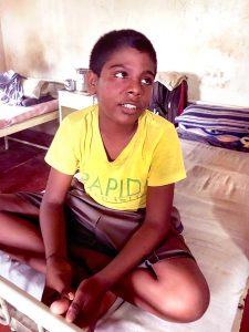 Helping Others While Healing From Leprosy, The Boy Who Lights Up The Leprosy Hospital Ward