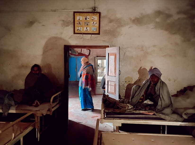 Light in a Leprosy Colony